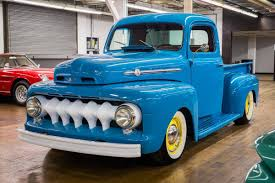 1952 Ford F1 For Sale #2215262 - Hemmings Motor News 1952 Ford Truck For Sale At Copart Sacramento Ca Lot 43784458 F1 63265 Mcg Old Ford Trucks Classic Lover Warren Allsteel Pickup Restored Engine Swap 24019 Hemmings Motor News F100 For Sale Pickup Truck 5 Star Cab Deluxe F3 34ton Heavy Duty Trend 8219 Dyler Ford Panel Truck Project Donor Car Included 5900 The Hamb Bug On A Radiator Pinterest