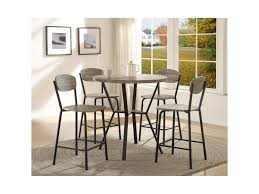 Royal Fair Blake 5 Piece Round Counter Height Dinette Set | Ruby ... Jofran Marin County Merlot 5piece Counter Height Table Mercury Row Mcgonigal 5 Piece Pub Set Reviews Wayfair Crown Mark Camelia Espresso And Stool Red Barrel Studio Jinie Amazoncom Luckyermore Ding Kitchen Giantex Pieces Wood 4 Stools Modern Inspiring And Chairs Target Tables For Dimeions Style Sets Design With Round Wooden Bar Best Choice Products W Glass Dinette Frasesdenquistacom Hartwell Peterborough Surplus Fniture No Clutter For The