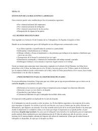 Carta Para Justificar Faltas Al Trabajo