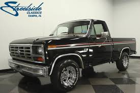 1985 Ford F-150 | Streetside Classics - The Nation's Trusted Classic ... 35 Ford Truck Cabs For Sale Iy4y Gaduopisyinfo 1985 Ford F350 Dynamic Dually Fordtrucks F150 Review Best Image Kusaboshicom F250 I Love The Tail Gate And Chrome Around Wheel Specs Httpspeeooddesignsnet1985fordf150 Club Gallery F100 To Wiring Diagrams Wire Center Ranger Turbodiesel Roadtrip Home Diesel Power Magazine F 7000 Diagram Example Electrical 150 Headlight Switch Trusted