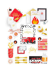 Fire Truck Party In A Box! Buy Fire Truck Birthday Party Supplies! Tonka Titans Fire Engine Big W Buy Truck Firefighter Party Supplies Pinata Kit In Cheap Birthday Cake Inspirational Elegant Baby 5alarm Flaming Pack For 16 Guests Straws Cupcake Toppers Online Fireman Ideas At A Box Hydrant 1 And 34 Gallon Drink Dispenser Canada Detail Feedback Questions About Car Fire Truck Balloons Decor Favors Pinterest Door Sign Decorations Fighter Party I Did December