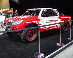 AEM Equipped Honda Ridgeline Race Truck First Seen At SEMA Conquers ... Announcing The Ford F150 Lariat Unlimited Truck Enthusiasts The Traxxas Desert Racer Will Blow Your Mind Rc Car Action Dump Flames Pastrana Moving Miles Local Cheap Rental Jeep Jk Crew Bruiser On 44s With A Bed And Four Doors 2017 Gmc Sierra Hd Duramax Itallations Of Lkn Coloring Pictures Of Trucks Monster Colouring Pages Halo Fishing Wrap Jh Design Rentals Box Grafics Accsories Cversion Bozbuz
