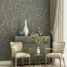 vintage einfarbig silber gold textur wand papier plain