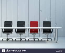 Four Office Chairs And Conference Table In Front Of Grey Wall Panel ... Basic Conference Room Stock Photos Products Bos 3101832 Business Cable Chairs Four Meeting Room Alvar Aalto A Table And Four Chairs Model 69 Artek Mid1900s Table With Vintage Stickley Keyhole Trestle And Four Side Chairs Set Of And Office On Concrete Floor 3d Tables Herman Miller Marquis 3x6 Anso Fniture 48 Point Eight Steelcase Kee Square Breakroom Cherry Black 4 M Stack