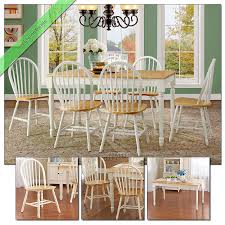 7 Piece Dining Set Farmhouse Wood Table Chairs Room Country Kitchen ... Chic Scdinavian Decor Ideas You Have To See Overstockcom Liberty Fniture Ding Room 7 Piece Rectangular Table Set 121dr Round Dinette Sets Large Engles Mattress And Mattrses Bedroom Living Tasures Retractable Leg In Oak Cheap Windsor Wood Chairs Find Deals On Line At 5 Island Pub Back Counter By Modern Farmhouse Shop The Home Depot Kitchen Arhaus Portland City Liquidators 15 Inexpensive That Dont Look Driven Fancy Shack Reveal