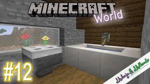 minecraft world 012 großes haus kleines bad minecraft 1 14