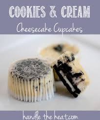 Cookies And Cream Cheesecake Cupcakes The Most Popular Recipe On My Blog With Over A