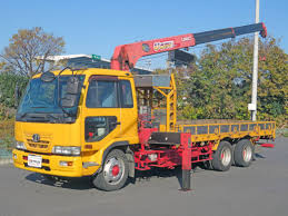 TRUCK-BANK.com - Japanese Used 51 Truck - UD TRUCKS CONDOR PK-PW37A ...