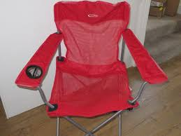 100 Folding Chair With Carrying Case Gelert In Carry With Drinks Holder Ideal For