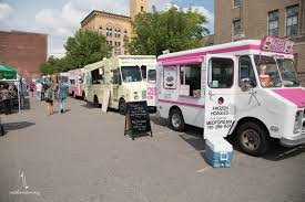 100 Food Trucks Boston Truck At SOWA Open Market MA USA MW Eats