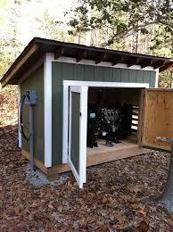 best 25 generator shed ideas on pinterest diy yard storage shed