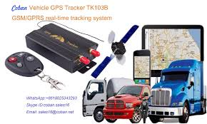100 Truck Tracking System China Coban Car Vehicle GPS Tracker Tk103 With Engine Cut Off Alarm