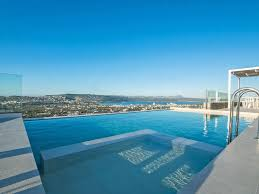 100 Infinity Swimming 4bedroom Villa View With Private Infinity Swimming Pool Chania