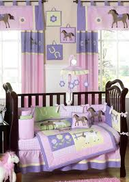 Sweet Jojo Designs Crib Bedding by Captivating Pink And Purple Baby Bedding Excellent Home Decor