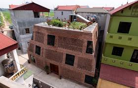100 Architectural Designs For Residential Houses HP Architects An Unusual Brick House Habitus Living
