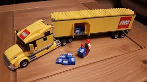 100 Lego City Truck Picked Up A Cheap 3221 Lego