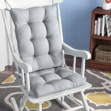 2 Piece Indoor Rocking Chair Cushion Charming Black And White Nursery Glider John Ottoman Ftstool Fniture Antique Chair Design Ideas With Rocking Chairs Walmart Diy Cushion How To Make An Easy Add Comfort Style To Your Favorite 2 Piece Indoor Unique Interior Ozy Rockers Pastel Green Zig Zag Chevron Cover Safavieh Barstow Ash Grey Wood Outdoor Gray Brilliant Wooden Replacement Cushions Bedroom Outstanding Of For