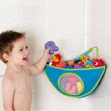 badespielzeug netz organizer aufbewahrung bad dreieck tasche