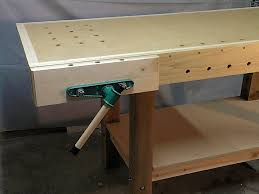 Perfect PDF DIY Woodworking Bench Vise Installation Download