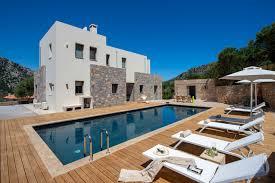 100 Villa In In Crete With Private Pool Adagio Vrahasi