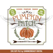 Southern Ohio Pumpkin Patches by Pumpkin Patch Svg Pumpkin Patch Sign Svg Fall Svg