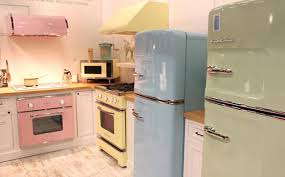 Modern Design Trends 2015 Colorful Kitchen Appliances In Light Pastels