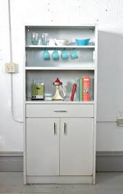 Vintage Kitchen Cabinets Metal With Glass Doors Melbourne