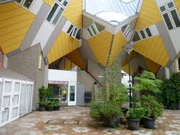 100 Cubic House The S Of Rotterdam Are An Architectural Marvel Funny