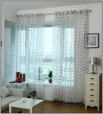 Blue Sheer Curtains Uk by Red Polka Dot Curtain Fabric Uk Curtains Home Design Ideas