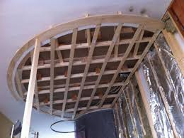Ceiling Joist Spacing For Drywall by Drywall Ceiling How Long Of An Unsupported Span Pirate4x4 Com
