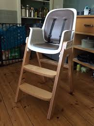 oxo tot sprout high chair in doune stirling gumtree