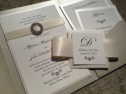 Pocket Wedding Invitations New Rustic Burlap Invitation With Twines EWI174