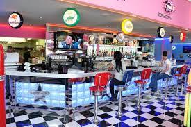 deco americaine annee 50 franchise coffee dans franchise restauration à thème