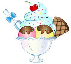 Download Cartoon Vector Ice Cream Sundae Stock Vector Illustration