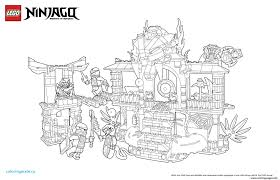 Lego Ninjago Coloriage Lovely Palace Coloring Pages Printable