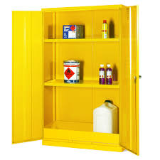 Flammable Safety Cabinet 45 Gal Yellow by Cabinet Fascinating Flammable Cabinet Ideas Safety Flammable