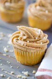 Maple Snickerdoodle Cupcakes With Homemade Frosting