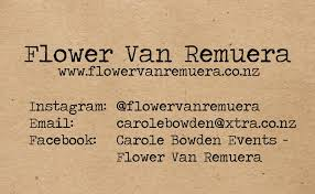 Carole Bowden Events