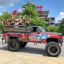 100 Monster Trucks Nashville The Crawl Of Fame Jackd Up Truck The Crawl Of Fame