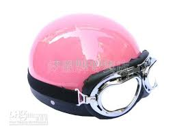 P101 Abs Half Bol Vespa Open Face Motorcycle Pink Helmet Silver Goggles M L Xl Cool Helmets For Sale Scooter From Logshipping