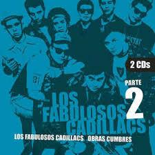 Los Fabulosos Cadillacs Obras Cumbres Parte 2 CD Album at Discogs