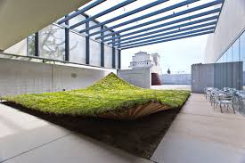 100 Nomad Architecture Green Varnish Studio ArchDaily