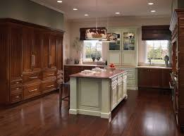 Masterbrand Cabinets Jobs Louisville Ky by Cabinetry In Two Colors Draws Attention To The China Cabinet And
