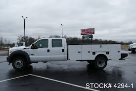Ford F550 Service Trucks / Utility Trucks / Mechanic Trucks In Ohio ...