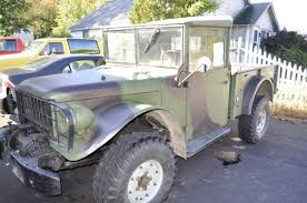 100 1953 Dodge Truck Parts M37 Power Wagon Power Wagon For Sale