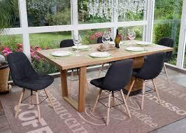 6x esszimmerstuhl hwc a60 ii stuhl küchenstuhl retro 50er jahre design stoff textil dunkelgrau
