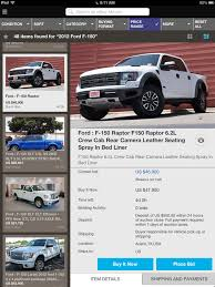 EBay Motors IOS 2.0 App Now For IPad - European Car Car Truck Parts Accsories Ebay Motors Frightfully Yours Rob Zombies Ford F100 Blog Woodward Dream Cruise With Thegentlemanracercom Us 19500 Used In Cars Trucks 1963 Unusual E Bay Photos Classic Ideas Boiqinfo 1966 Chevy C10 Current Pics 2013up Attitude Paint Jobs Harley Land Rover Defender 88 Series Iia Vintage Items The Little Red Store On If You Want Leather And Luxury Maybe This 1947 Dodge Power Wagon