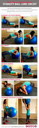 Yoga Ball Desk Chair Benefits by Best 25 Exercise Ball Ideas On Pinterest Ball Workouts