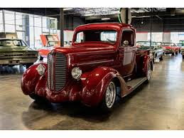 1937 Dodge 1/2 Ton Pickup For Sale | ClassicCars.com | CC-967178 1937 Dodge Rat Rod Pickup Truck Stock Photo 105429628 Alamy Humpback Wagon Panel 12 Ton For Sale Classiccarscom Cc967178 Pick Up Style Classiccars Chevy Pickup Truck Hot Rod Rat Unique Projects The Hamb M37 Military Dodges Dodge Rat Rod Truck Hard Working Past Delivery Van Pinterest Welcome To Mk Picture Cars