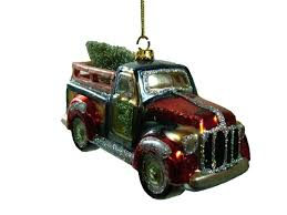 Christmas Tree Shop Warwick Ri by Truck Christmas Ornaments Pickup Truck Personalized Ornament